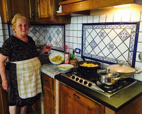 Frittura della nonna